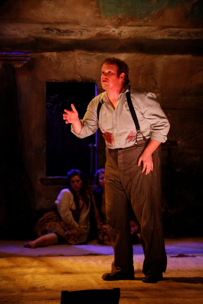 Scenes Of Gypsy Life Gotham Chamber Opera